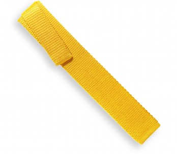 Yellow Knit Tie - Monza
