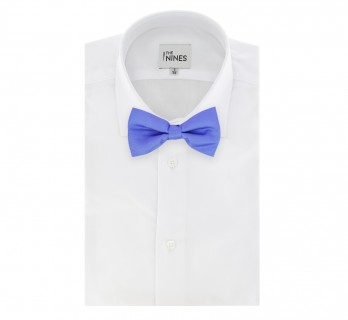 Cornflower Blue Bow Tie - Tilbury