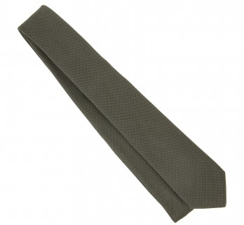 Grey Grenadine Silk The Nines Tie - Grenadines IV