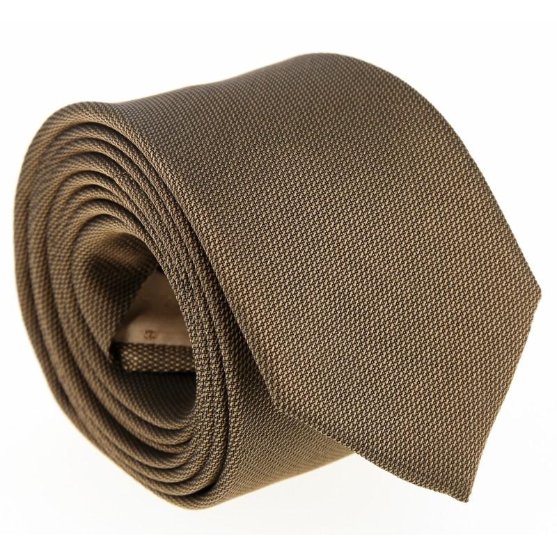 hugo boss coffee basket weave slim tie. Black Bedroom Furniture Sets. Home Design Ideas