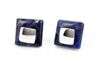 Saucer Square Stone Reversible