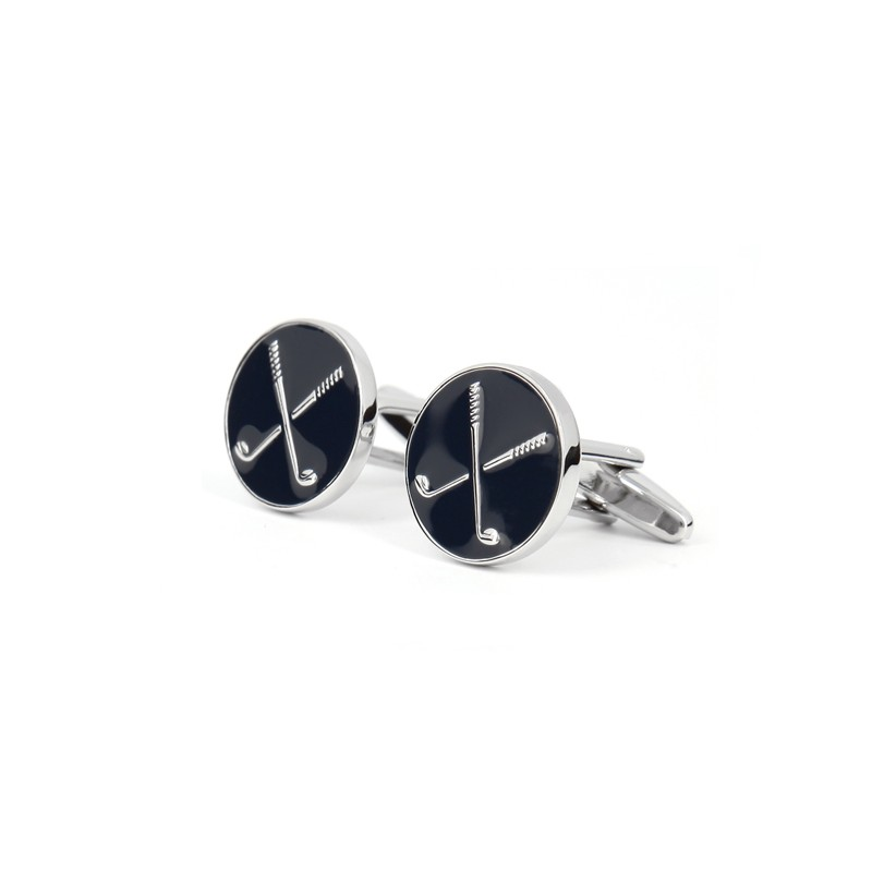 Golf cufflinks bay hill club ii the cufflinks shop for Golf buflings
