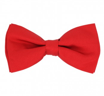 English Red Bow Tie - Tilbury
