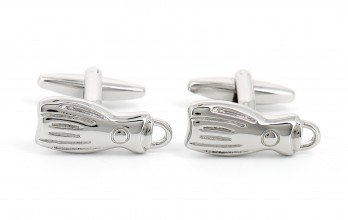 Palm tree cufflinks - Palm Beach