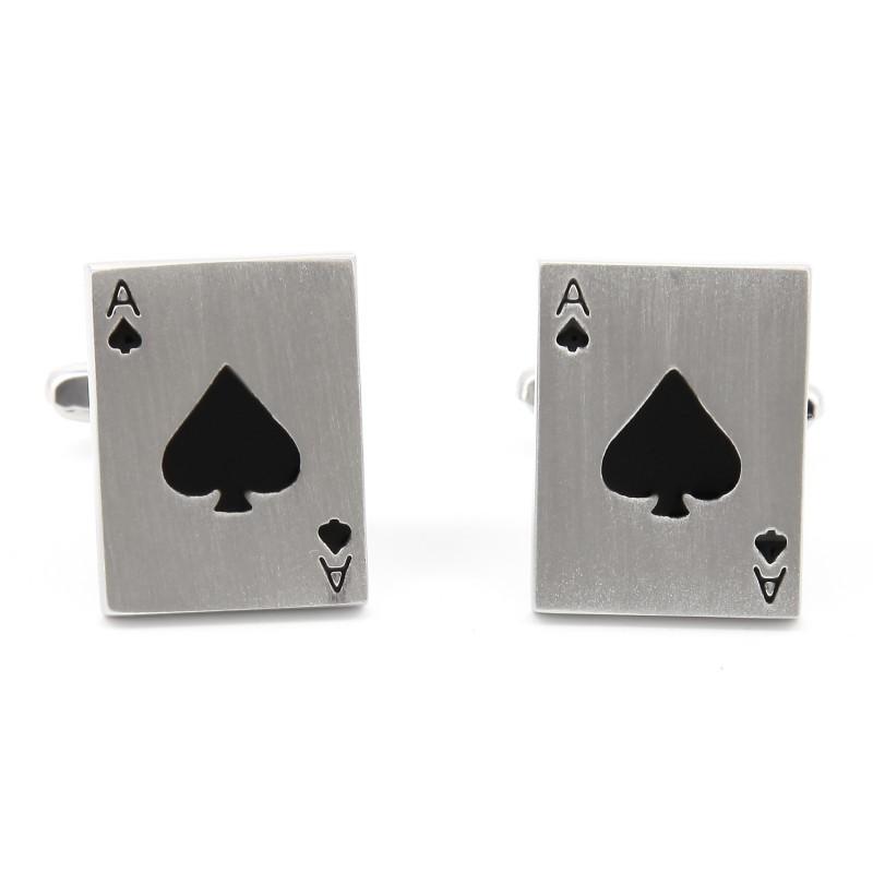 Ace Of Spades Ii The Cufflinks Shop