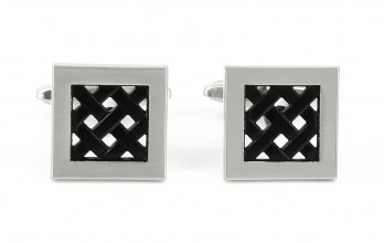 Square cufflinks - Herse
