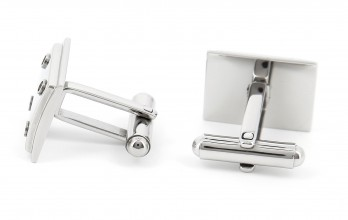 Rectangular cufflinks - Noxy