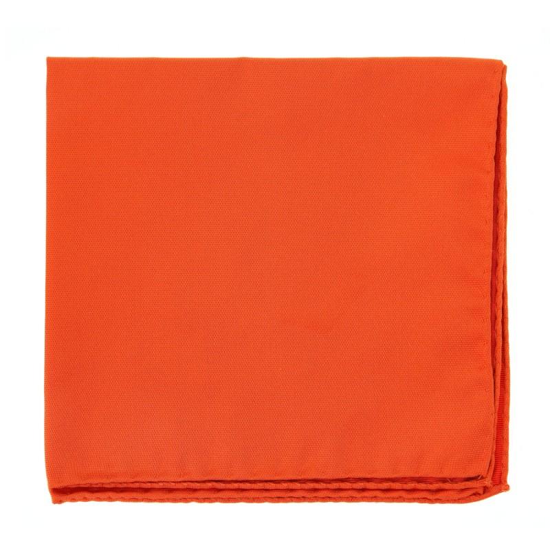 Orange Vitamin Pocket Square - Milan II