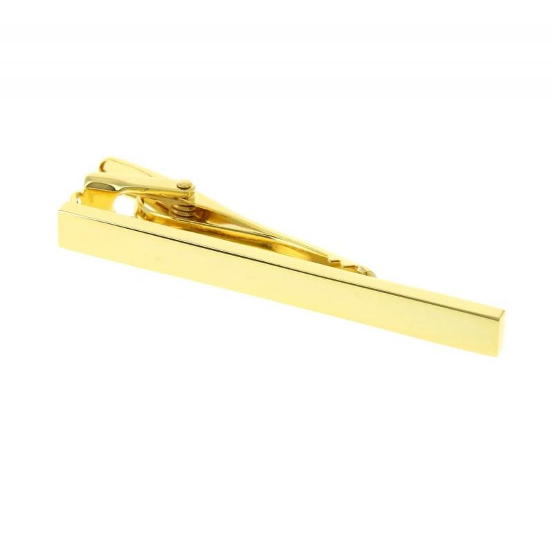 Tie Clip - Phoenix Gold
