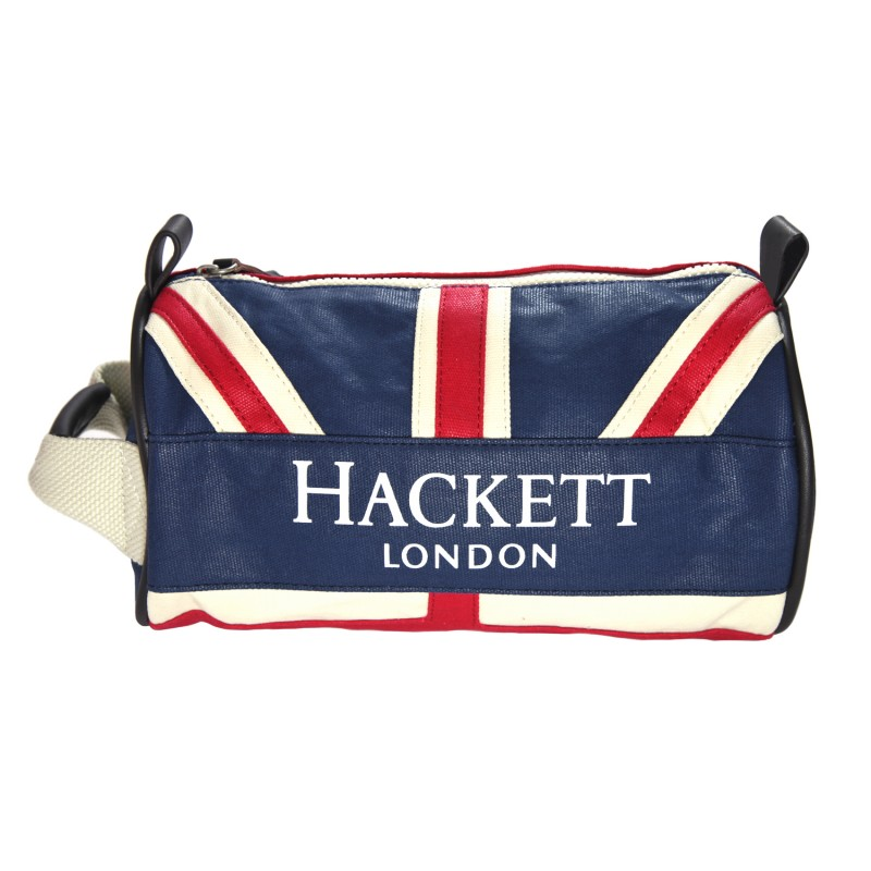 Hackett Union Jack Washbag