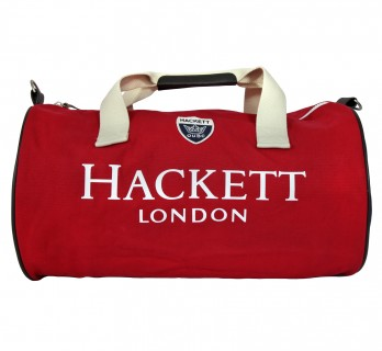 Hackett Sail Cloth Nautical Duffle Bag