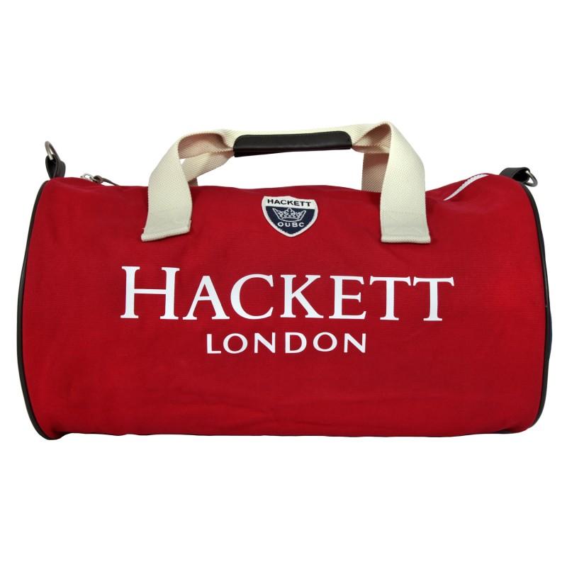 Hackett Sail Cloth Nautical Duffle Bag