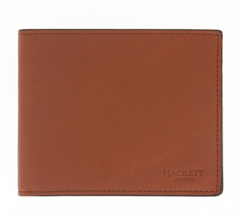 Brown wallet Hackett - MIL