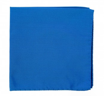 Blue Pocket Square - Milan II