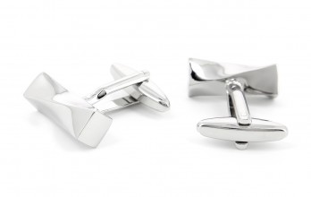 Rectangular cufflinks - Cayan