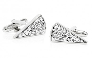 Star Wars cufflinks - Imperial Star Destroyer