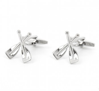 Rowing cufflinks - Grenoble