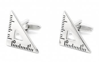 Angle Iron cufflinks - Thebes