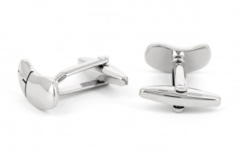 Mouse cufflinks - Jerry