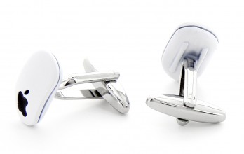 Mouse cufflinks - Magic Mouse