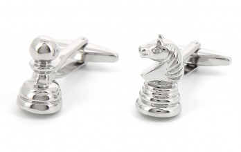 Chess cufflinks - Moscou