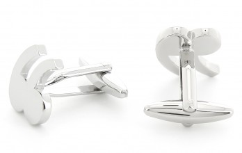 Quotation marks cufflinks - Citation
