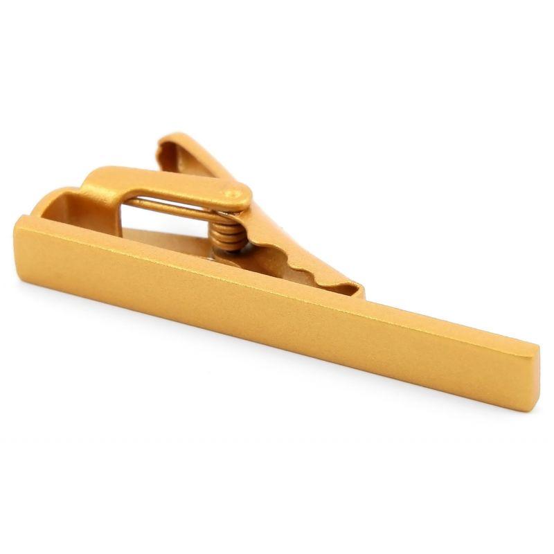 Tie Clip - Gold San Mateo
