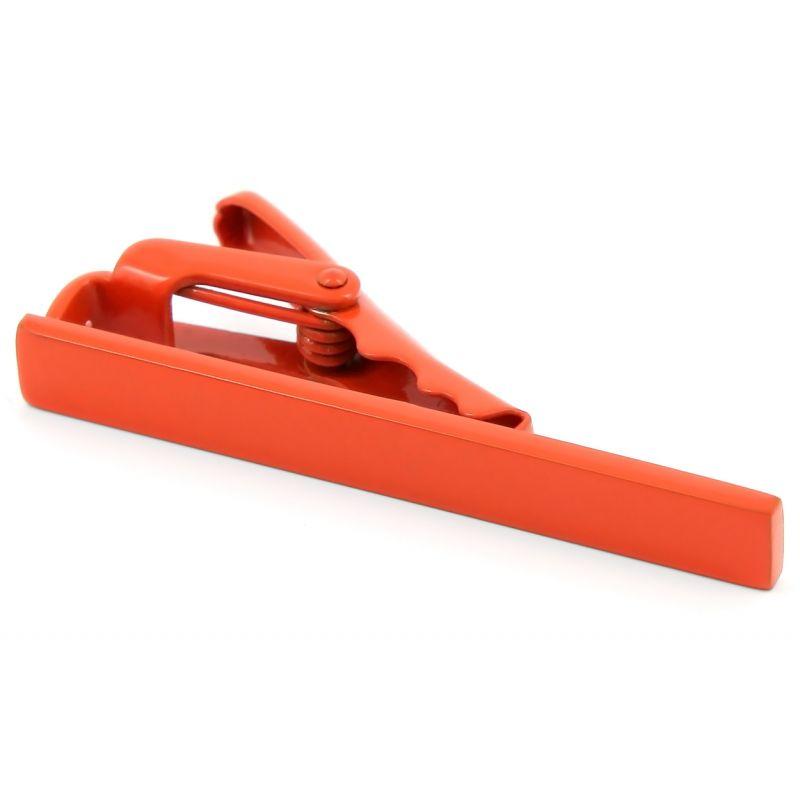 Tie Clip - Orange San Mateo