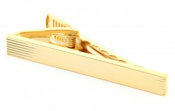 Tie Clip - Seattle Gold