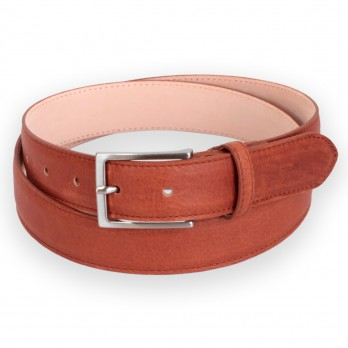 Suit belt in cognac - Brad