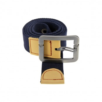 NAVY BLUE HESSIAN BELT