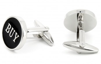 Buy&Sell cufflinks - City