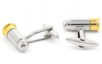 Bullet cufflinks - Dallas