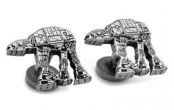 Star Wars cufflinks - AT-AT Walker