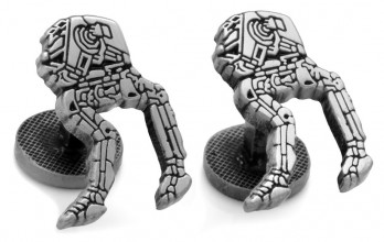 Star Wars cufflinks - AT-ST Walker
