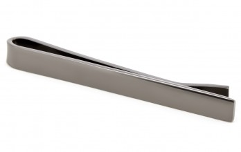 Tie bar - Atlantic city gunmetal
