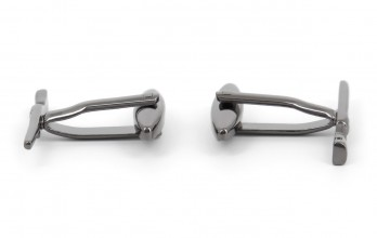 Gun cufflinks - Remington