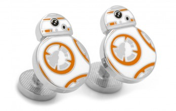 Star Wars cufflinks - BB-8