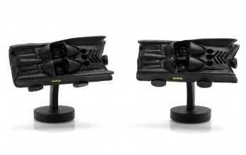 Batman cufflinks - Batmobile