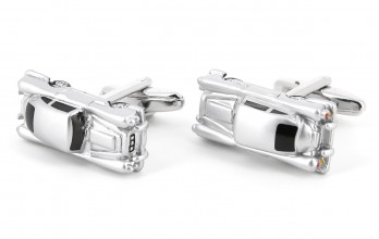 Car cufflinks - DB5