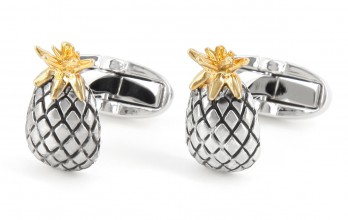 Paul Smith Cufflinks - Pineapple
