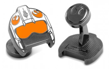 Star Wars cufflinks - Fighter Pilot