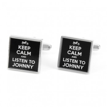 Keep Calm and Listen To Johnny