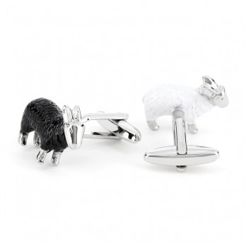 Sheep cufflinks - Le Mérinos