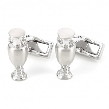 Football cufflinks - European footbal cup