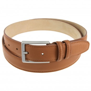 Suit belt in camel - Brad II