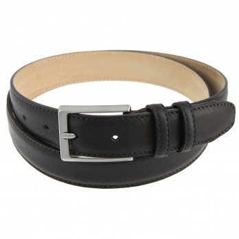 Suit belt in dark brown - Brad II
