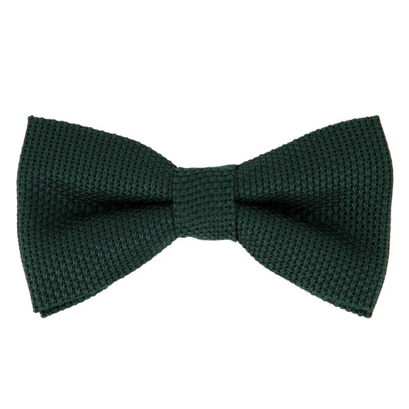 Green Grenadine Silk The Nines Bow Tie - Grenadines IV