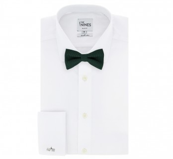 Green Grenadine Silk The Nines Bow Tie - Grenadines IV