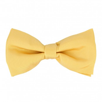 Yellow Bow Tie - Tilbury